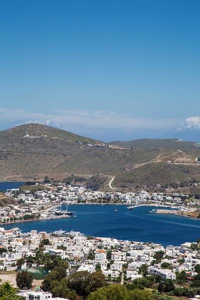 Patmos, Port of Skala