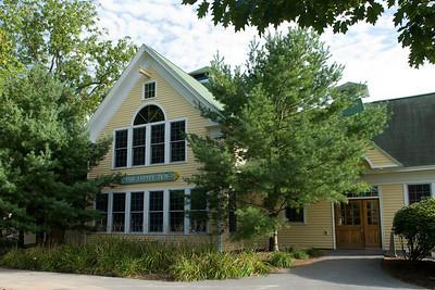 The Little Pub, Hamilton College 8/27/09