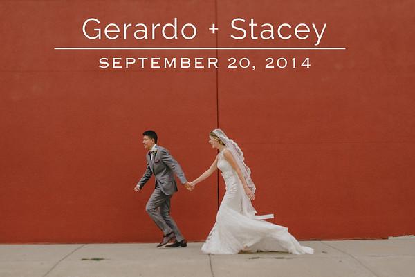 Stacey & Gerardo
