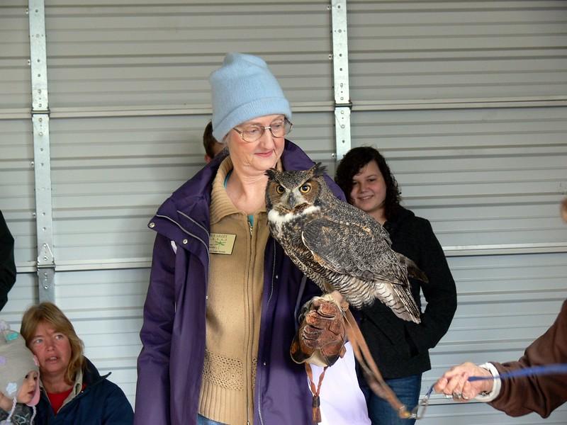 Eagle Lady Doris at ILSP 023.jpg
