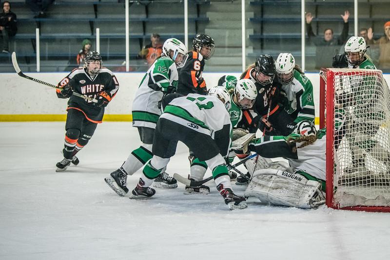 White Bear Girls Hockey -V- Hill-Murray 3rd Playoff