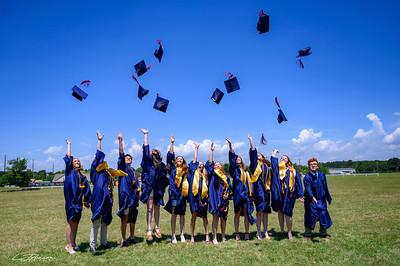 MHES 2021 Graduation