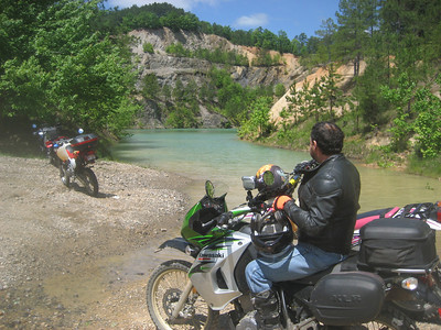 ouachita ride 4/08