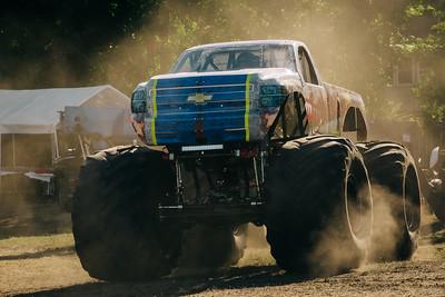 2020 Monster Truck Pig Roast