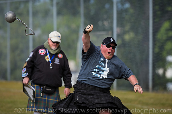 Victoria Highland Games 2014