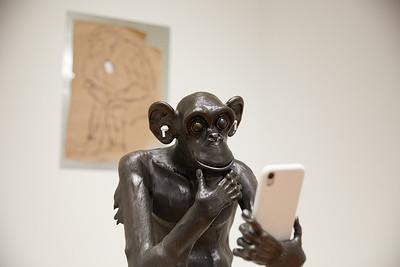 2021 UWL Brad Nichols Art Exhibit CFA