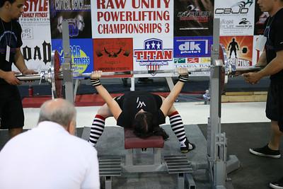 Womens Bench Press
