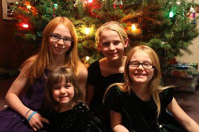 Miller Girls 12-19-11