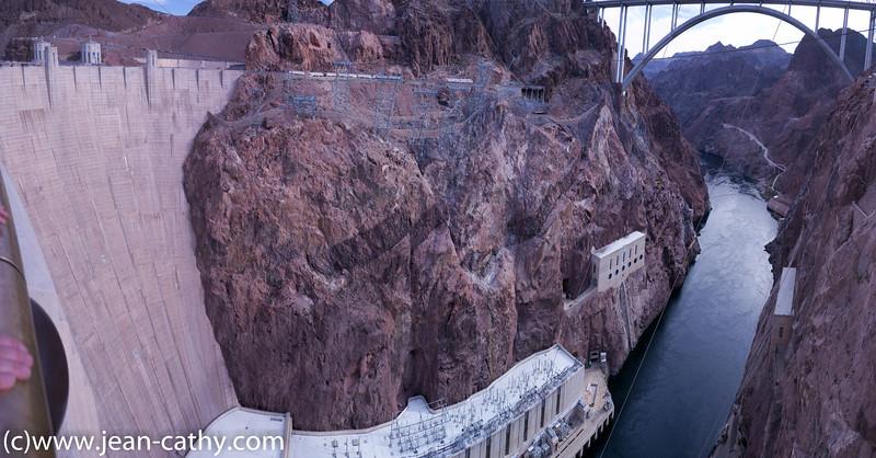 Hoover Dam - it's BIG