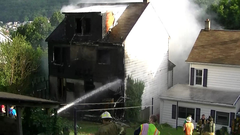 Coal Township House Fire HD Videos 7-4-2013 010.MTS