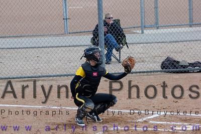 Hutch Softball vs Mound 5-9-14