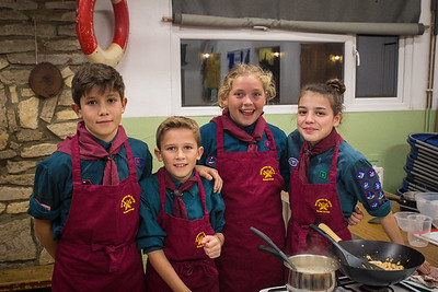 Esher District Cooking Competition 2018