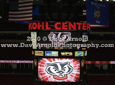 1/9/2010 - U18 vs Wisconsin University