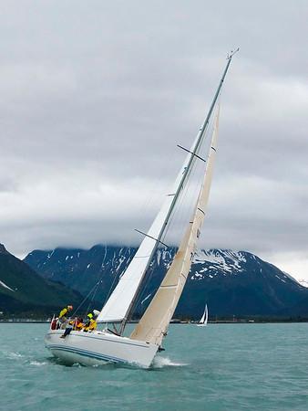 June 2011 White Sails Race