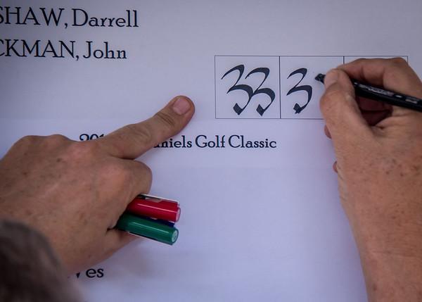 2014 McDaniels Golf Classic