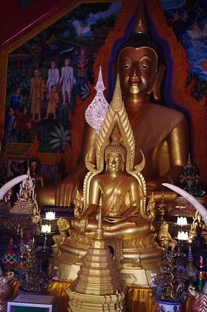 Chiang Mai - Wat Pra-Singh