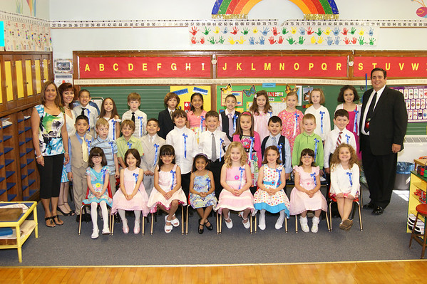 Kindergarten 1st Ceremony
