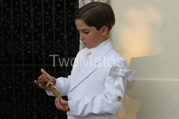 Lucas Communion