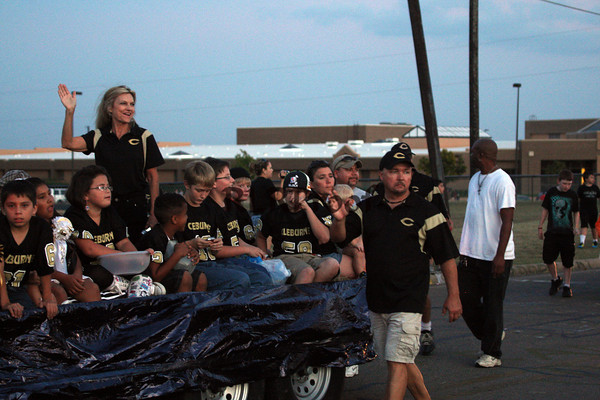 2010 Cleburne Home Coming