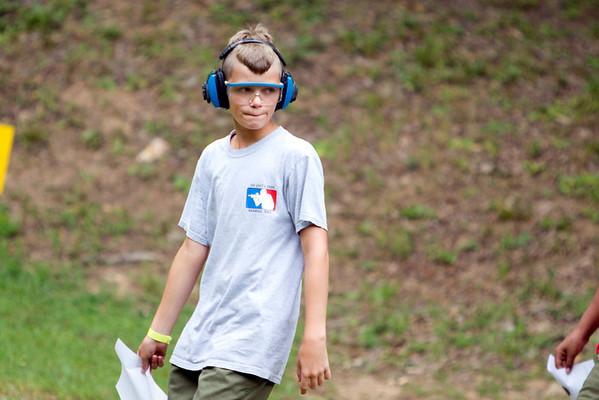Ira Boy Scout Summer Camp 2011