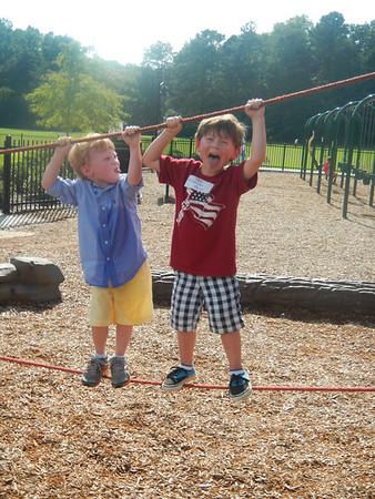 09-07 - MOPS Picnic at Tumlin Park - Marietta, GA