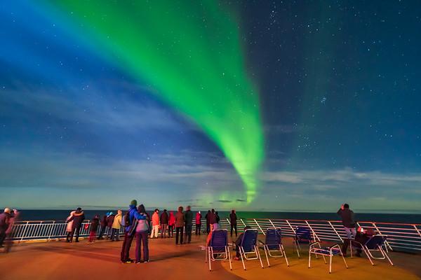 Auroras - Norway