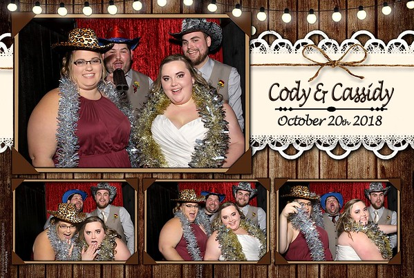 Cody & Cassidy's Wedding