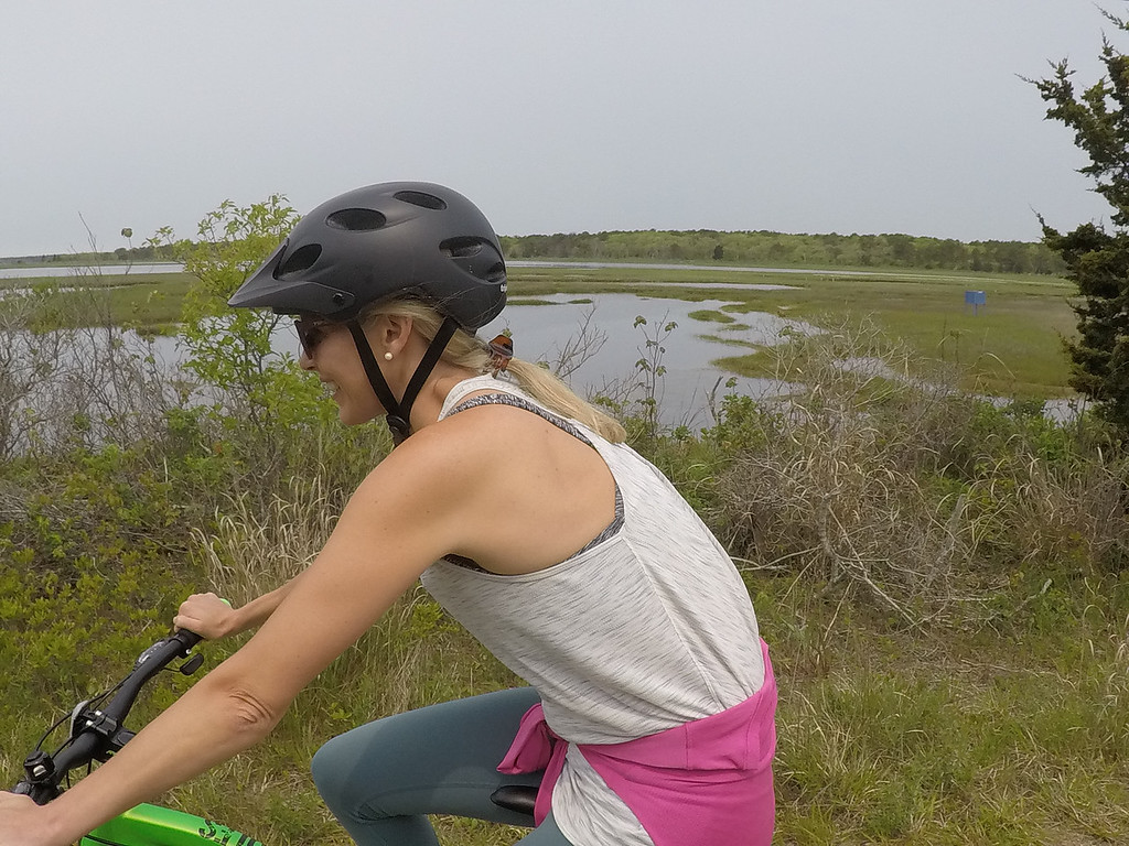 Fat Biking on Cape Cod