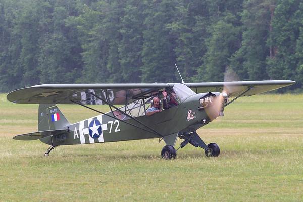 F-GLRV - Piper L-4B Grasshopper