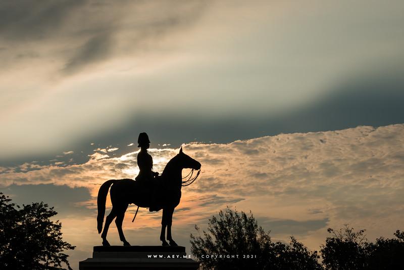 King Rama V Monument