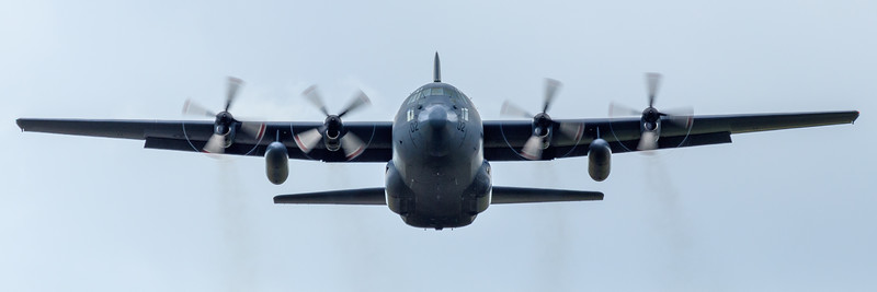 29-01-20 C-130  Hercules at Ohakea