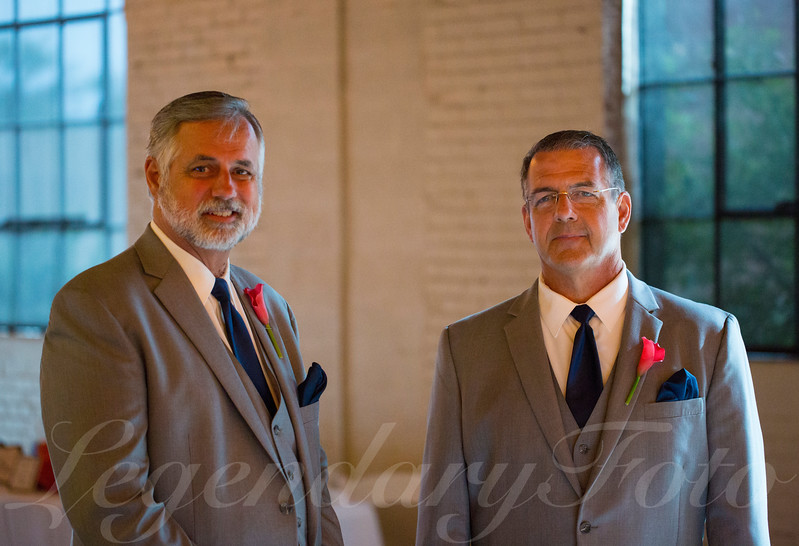 Father of the Groom and Bride