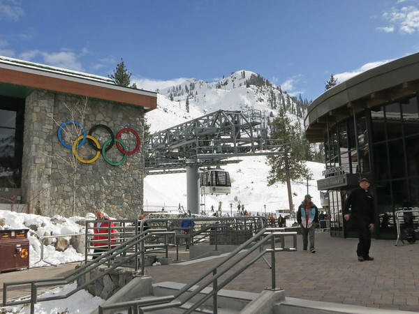 Squaw Valley Ski Trip