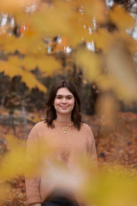 Ava Banas High School Senior Photos Pictures Holyoke Session Outdoor Fall Foliage Nature Fun Candid Happy Formal Portrait Kimberly Hatch Photography Western Mass New England Photographer Mill Crane Pond Westfield Photo Studio Western Mass Massachusetts Ma