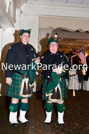 2012 - Friends of Brian Boru Dinner