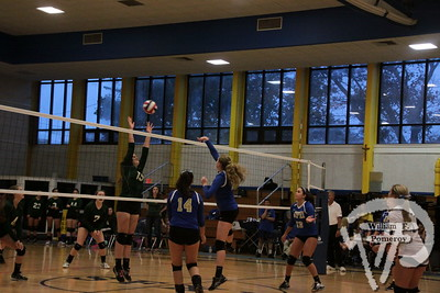 VOLLEYBALL ■ vs. Sturgis West — 9 . 28 - 2016