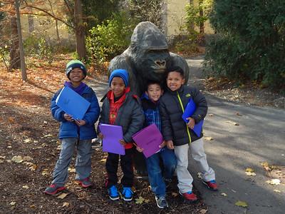 Second Grade - Brookfield Zoo Field Trip