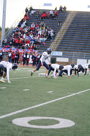 OE Soph. Football Vs West Aurora 2019