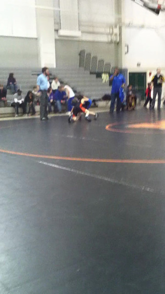 Jacob McDonough Tourney 2012
