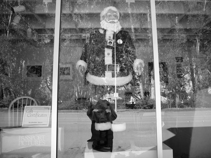 Santa with a Camera