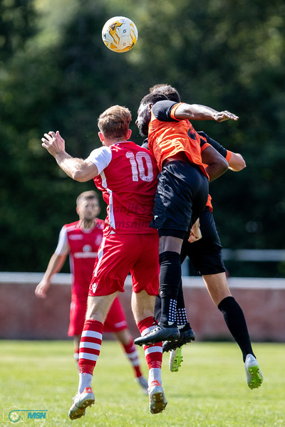 Highgate FC vs Leicester Road FC, FA Cup Preliminary Round, 25th August 2018
