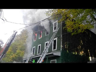MINERSVILLE HOUSE FIRE 11-06-2011 PICTURES AND VIDEOS BY COALREGIONFIRE