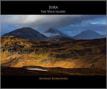 'JURA: THE WILD ISLAND' book