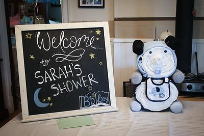 Sarah's Baby Shower