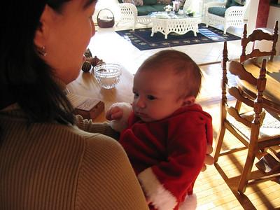 Christmas in Leesburg, 2004