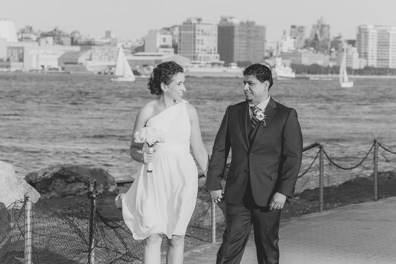 Rachel & Victor - Hoboken Pier Wedding-98.jpg
