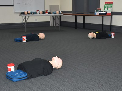 CPR Training - Sun 16 Sep 2018