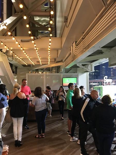 Padres Baseball Game Group Event 2018