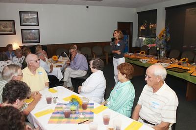 Parish Social Ministries Recognition Dinner 8/11/2009