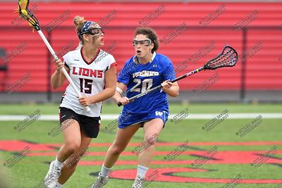 Albright Women's Lacrosse 2019